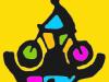 bici multicolor