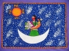 mujer luna zapatista